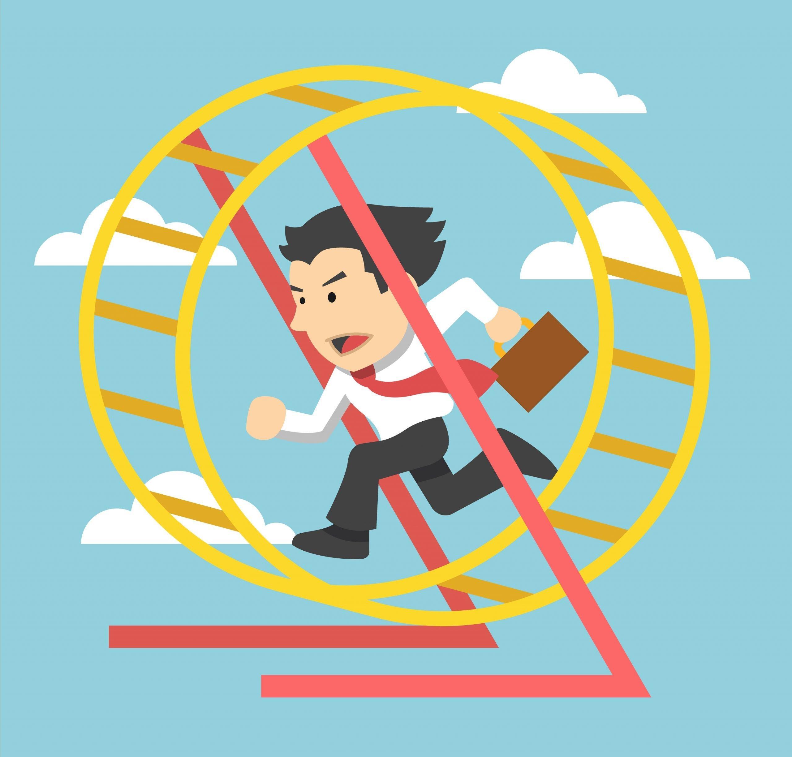 The HR Hamster Wheel