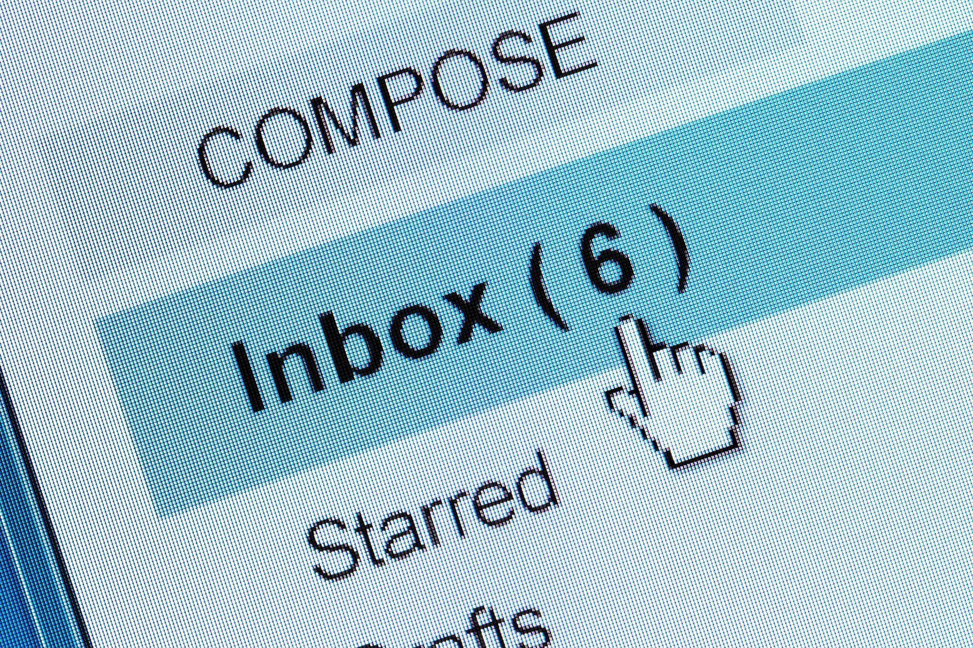 You've Lost Your Email Credibility